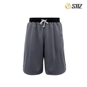 STIZ - BasketBall Shorts Cool Gray
